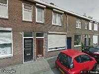 Ambulance naar Abraham Kuijperstraat in Tilburg
