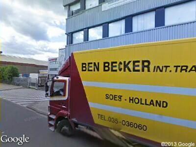 Besteld ambulance vervoer naar Dr. Molewaterplein in Rotterdam