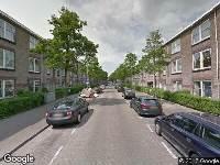 Brandweer naar Westerbeekstraat in Rotterdam