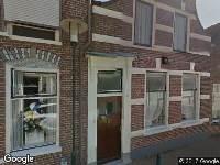 Ambulance naar Kerkstraat in Scherpenisse
