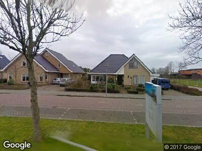 Ambulance naar Bosstraat in Winkel