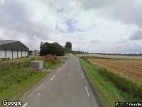 Ambulance naar Drogendijk in Walsoorden