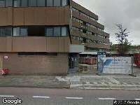 Ambulance naar Corneliusflat in Roosendaal