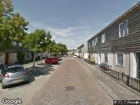 Brandweer naar Ribesstraat in Den Helder