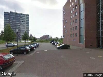 Ambulance naar Annie M.G. Schmidtstraat in Alkmaar
