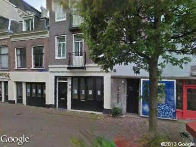 Brandweer naar Gerard Douplein in Amsterdam