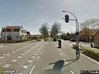 Ambulance naar Koninginneweg in Oud-Beijerland