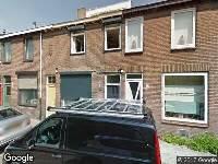 Ambulance naar Olmenstraat in Tilburg