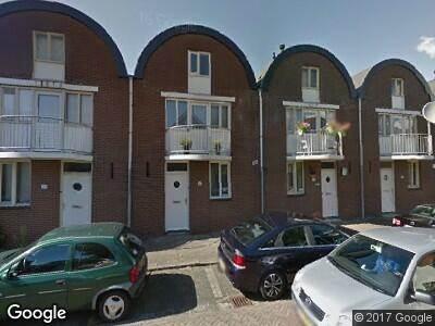 Brandweer naar Berkumstraat in Zwolle