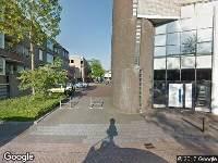 Ambulance naar Vierwiekenplein in Oud-Beijerland