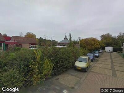Ambulance naar Schoutstraat in Middelburg
