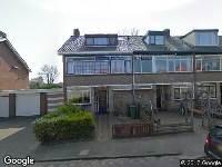 Ambulance naar Jekerstraat in Den Helder