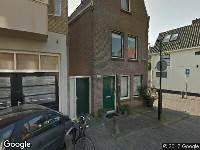 Ambulance naar Herenstraat in Alkmaar