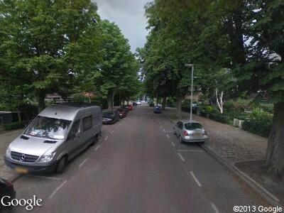 3c18244437c Ambulance naar Burgemeester Le Fèvre de Montignylaan in Rotterdam ...