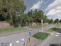 Ambulance naar Wilhelminastraat in Uden