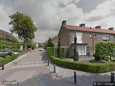 Ambulance naar Dahliastraat in Echteld