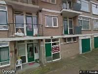 Brandweer naar Vlierstraat in Enschede