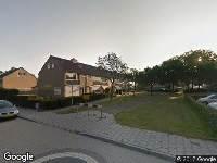 Ambulance naar de Haenstraat in Grave