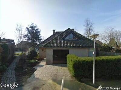 Ambulance naar Hoefslag in Maasland