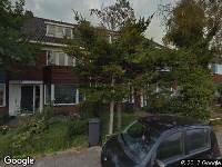 Ambulance naar Provincialeweg in Uitgeest