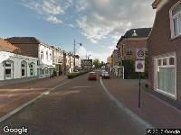 Politie naar Marktstraat in Helmond