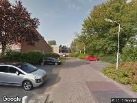 Ambulance naar Krabstraat in Zierikzee