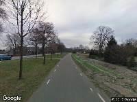 Ambulance naar Rijksweg in Schaijk