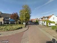 Ambulance naar Maalstede in Kapelle