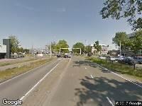 Brandweer naar Kloppersingel in Haarlem