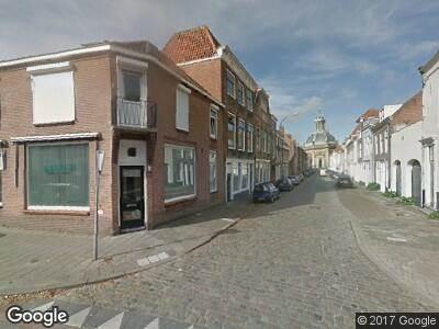 Ambulance naar Nederstraat in Middelburg