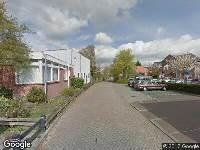Ambulance naar Gantelweg in Sliedrecht