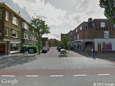 Ambulance naar Klaverweide in Voorburg
