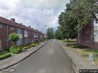 Brandweer naar Micastraat in Maastricht