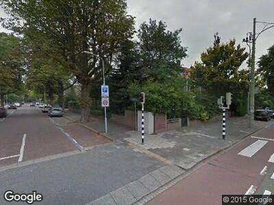 Ambulance naar Prins Bernhardlaan in Voorburg