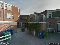Ambulance naar Koperslagerstraat in Alkmaar