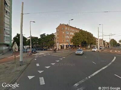 Ambulance naar Oostplein in Rotterdam
