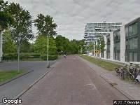 Brandweer naar Obrechtstraat in Zwolle