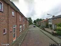 Ambulance naar Oostkilstraat in Rilland