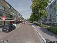 Politie naar Adelaarslaan in Apeldoorn