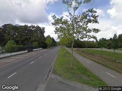 Traumahelikopter naar Hoortweg in Budel-Dorplein