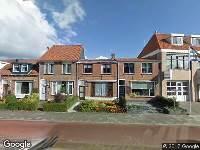Ambulance naar Ten Ankerweg in Tholen