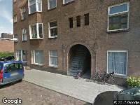 112 melding Besteld ambulance vervoer naar Hanenburglaan in 's-Gravenhage