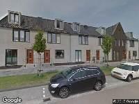 Brandweer naar Jac P Thijsselaan in Zwolle