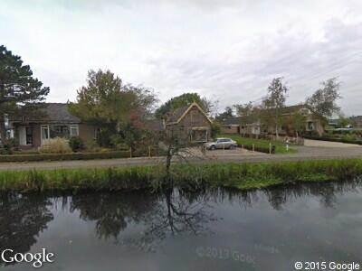 Ambulance naar Beijerscheweg in Stolwijk