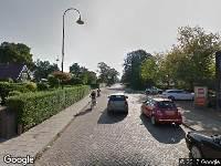 Ambulance naar Prior van Milstraat in Uden
