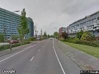 Ambulance naar van Schaikstraat in Zwijndrecht
