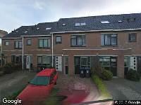 Ambulance naar Van der Does de Willeboisstraat in Wateringen