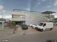 Politie naar Haarbrug in Bunschoten-Spakenburg