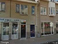 Ambulance naar Groenstraat in Prinsenbeek