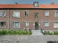 Brandweer naar Jacob Gillesstraat in Zwolle